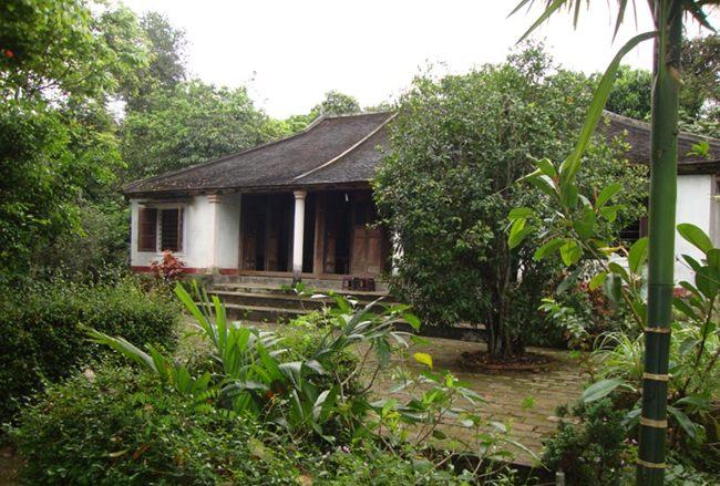 phuoc tich village in hue vietnam