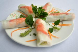vietnamese spring roll dipping sauce lime