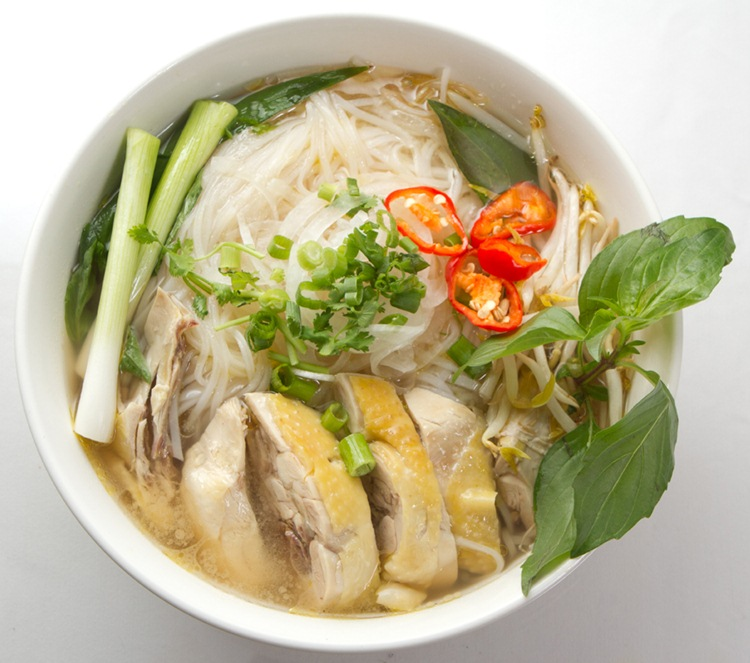 vietnamese chicken noodle soup recipe