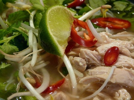 vietnamese chicken noodle soup recipe easy