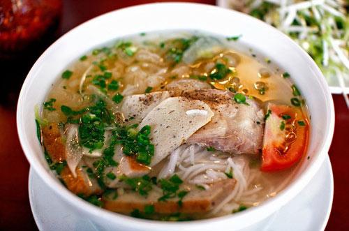 Local Food in Nha Trang - Bun Cha