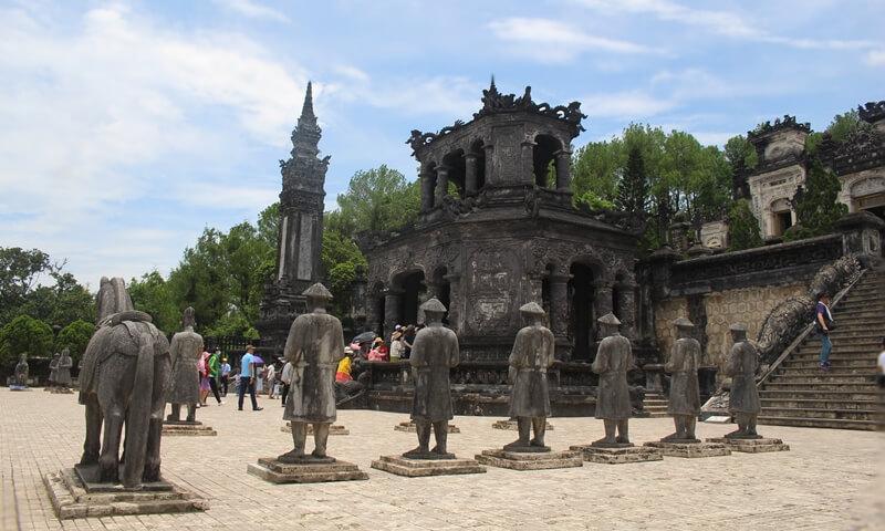 Khai Dinh Royal Tomb