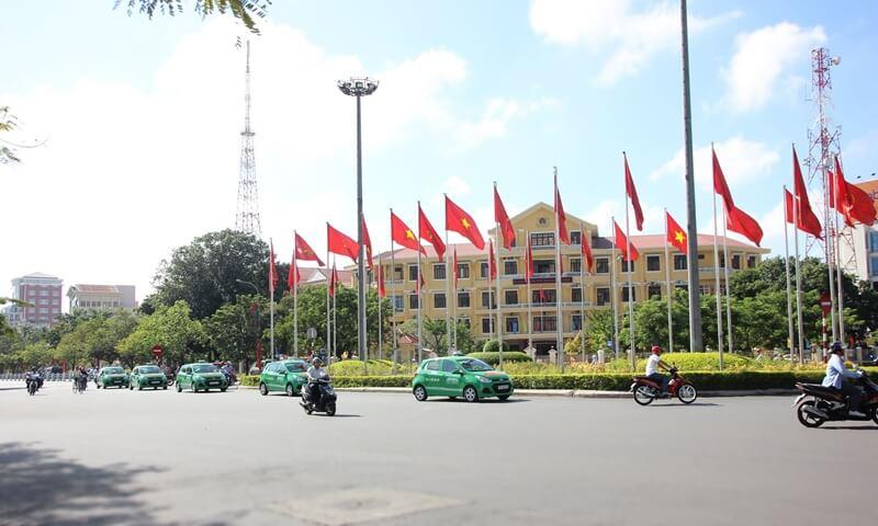 Taxi Hue Vietnam
