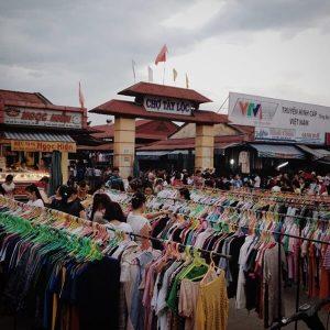Tay Loc Market Hue