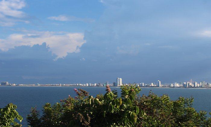 Danang City Vietnam