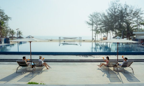 resort in Danang