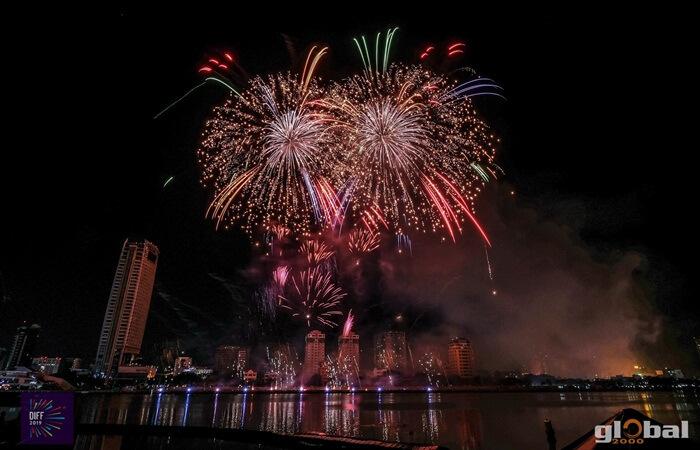 da nang firework festival