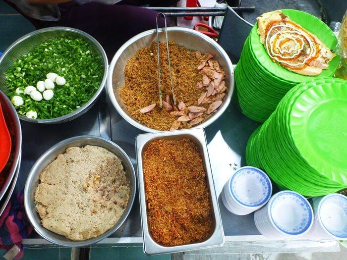 ingredients to make banh ep