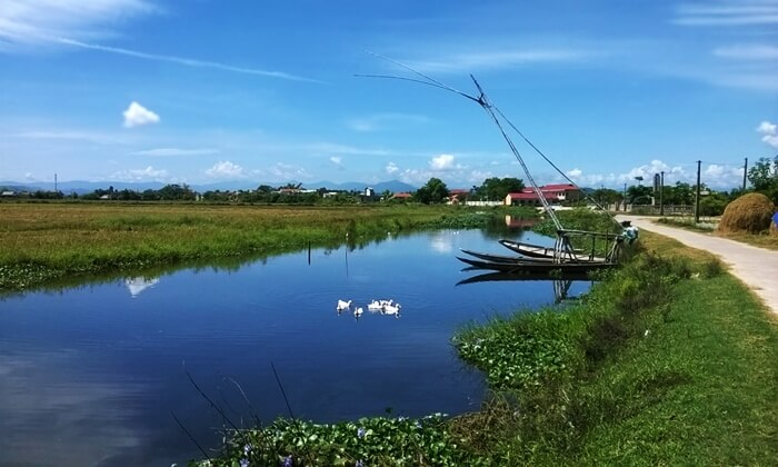 vietnam life in the countryside